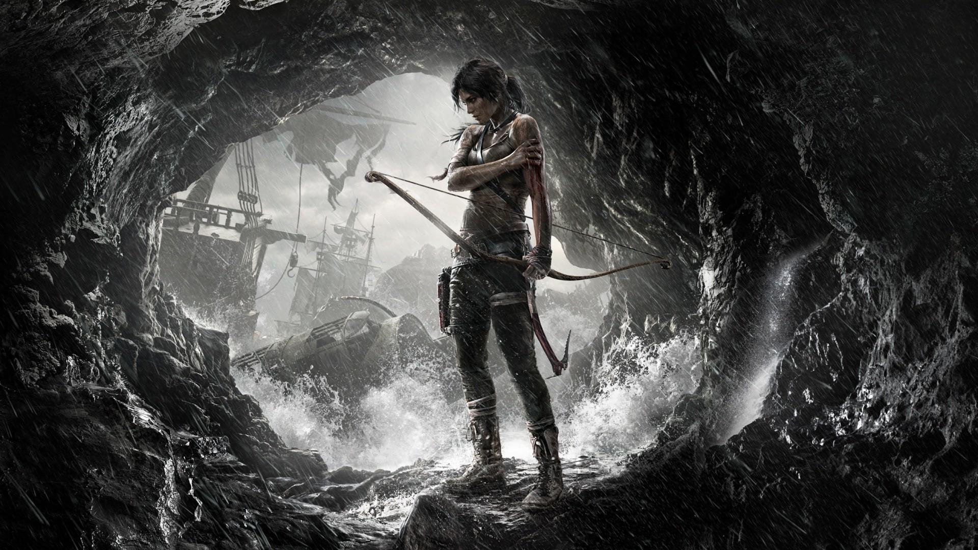 Tomb Raider 1080p HD Wallpaper Games