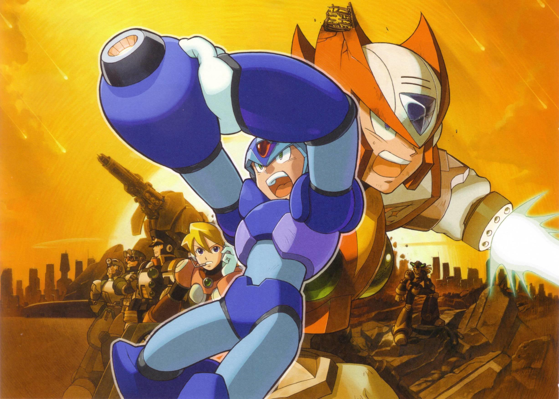 Download Mega Man Wallpaper | Wallpoper #393304