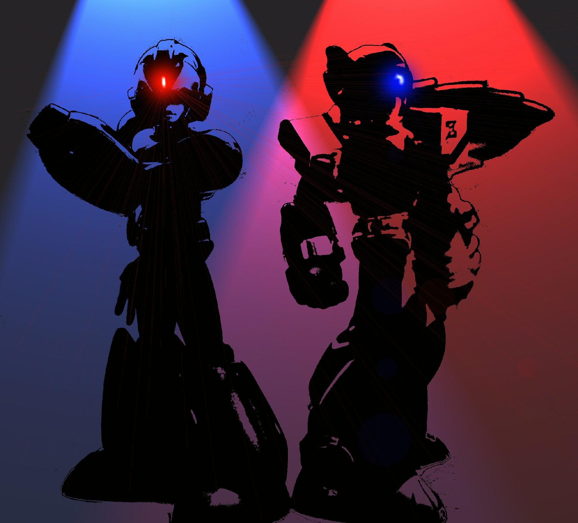 Mega Man X and Zero by basil6md on DeviantArt