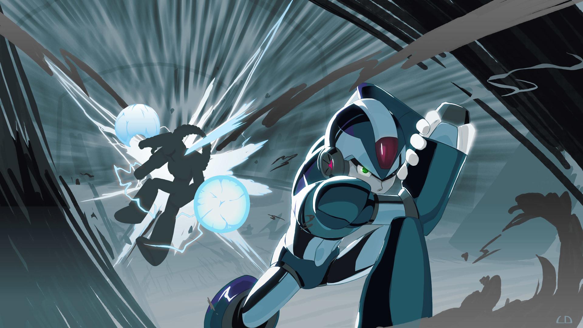 Mega Man X-plosion