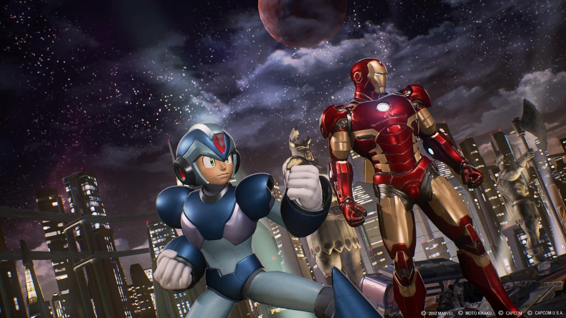 Mega Man X · Video Game – Marvel vs. Capcom 3: Fate of Two Worlds Marvel vs.