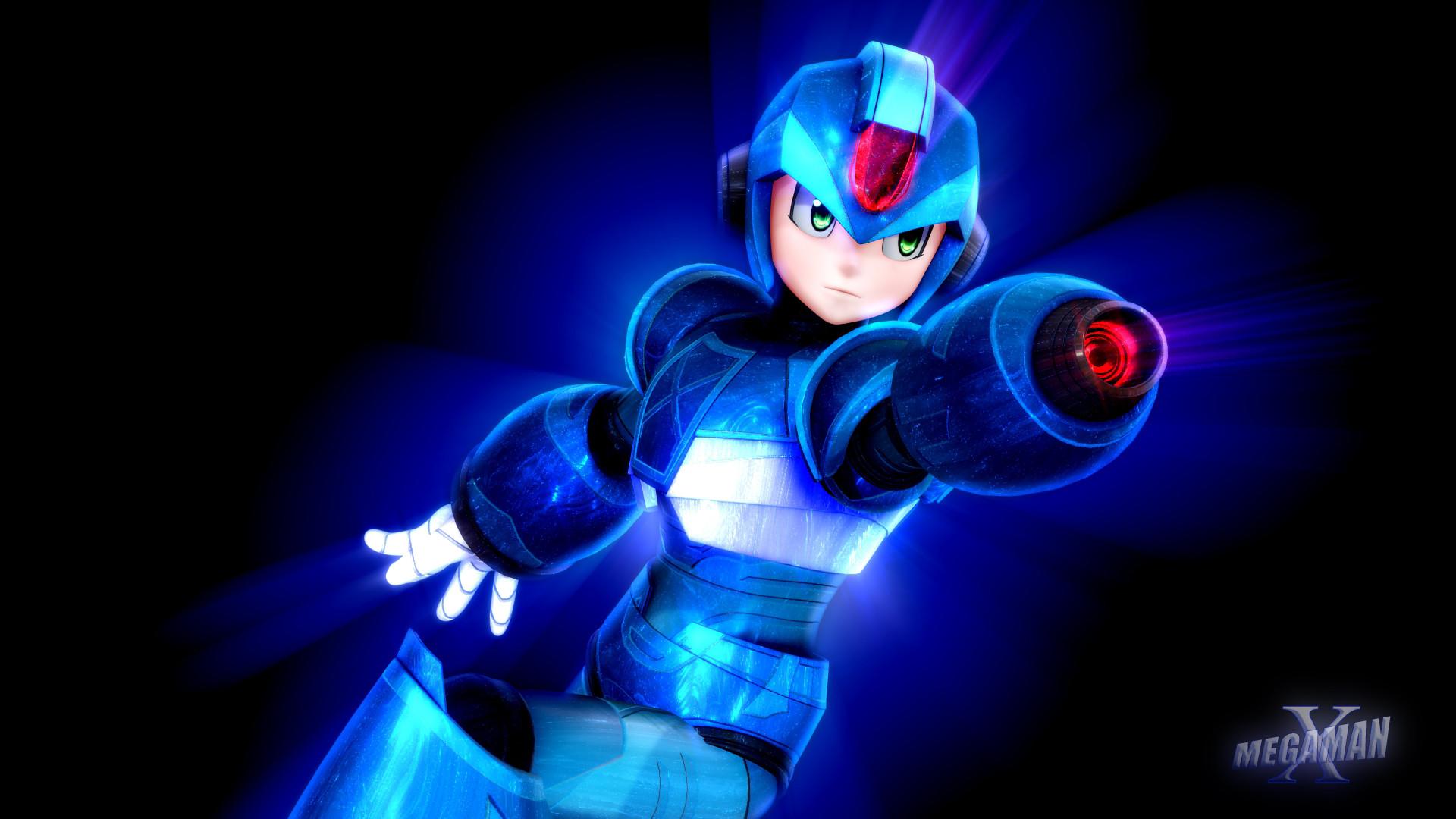 … Megaman X – Model Download by GS-Mantis