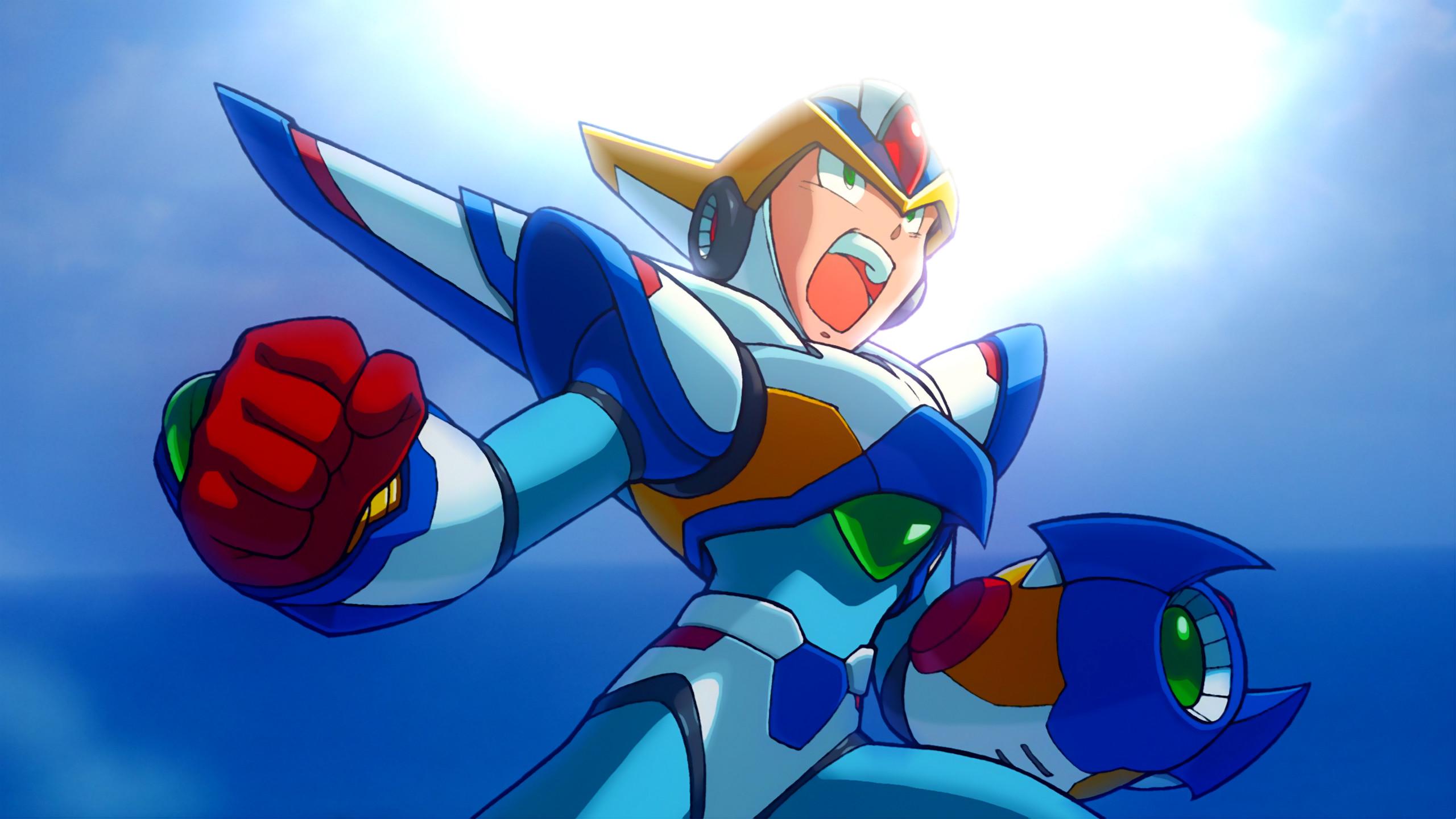 … Megaman X: Falcon[3] by Light-Rock