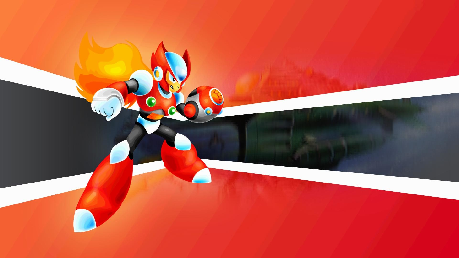 Free-Desktop-HD-Megaman-Wallpapers