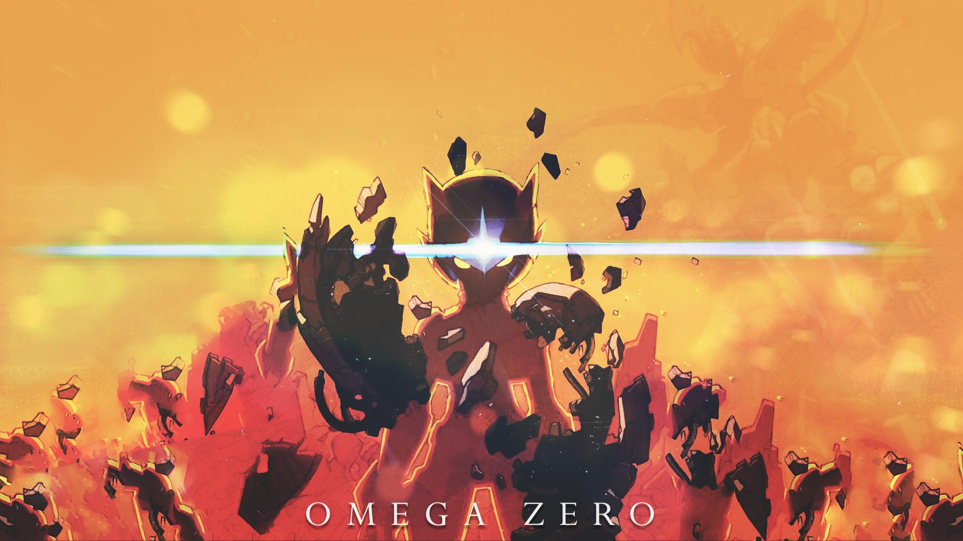 Omega Zero Wallpaper by RekaVM Omega Zero Wallpaper by RekaVM