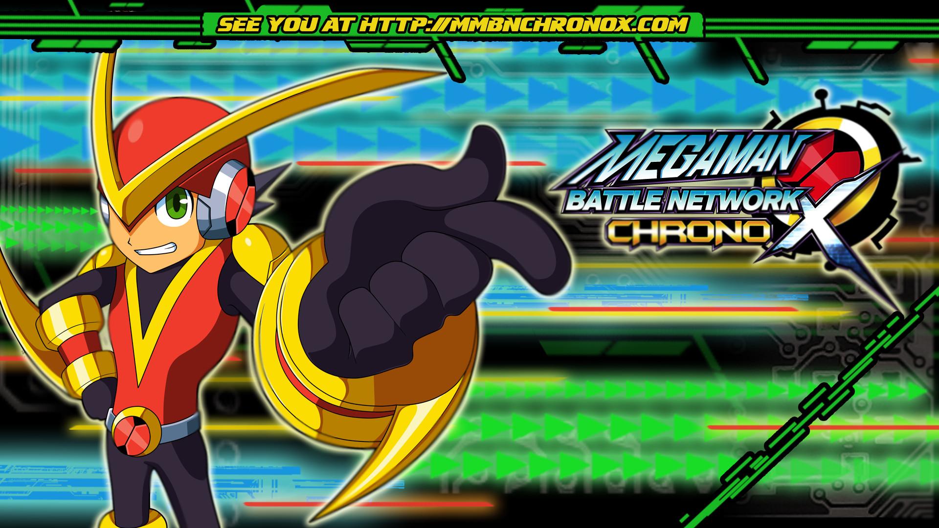 Megaman Battle Network Poster by balade on DeviantArt