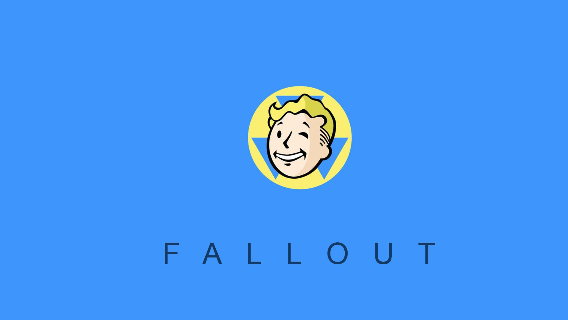 Fallout Vault Boy Wallpaper [1920 x 1080] …