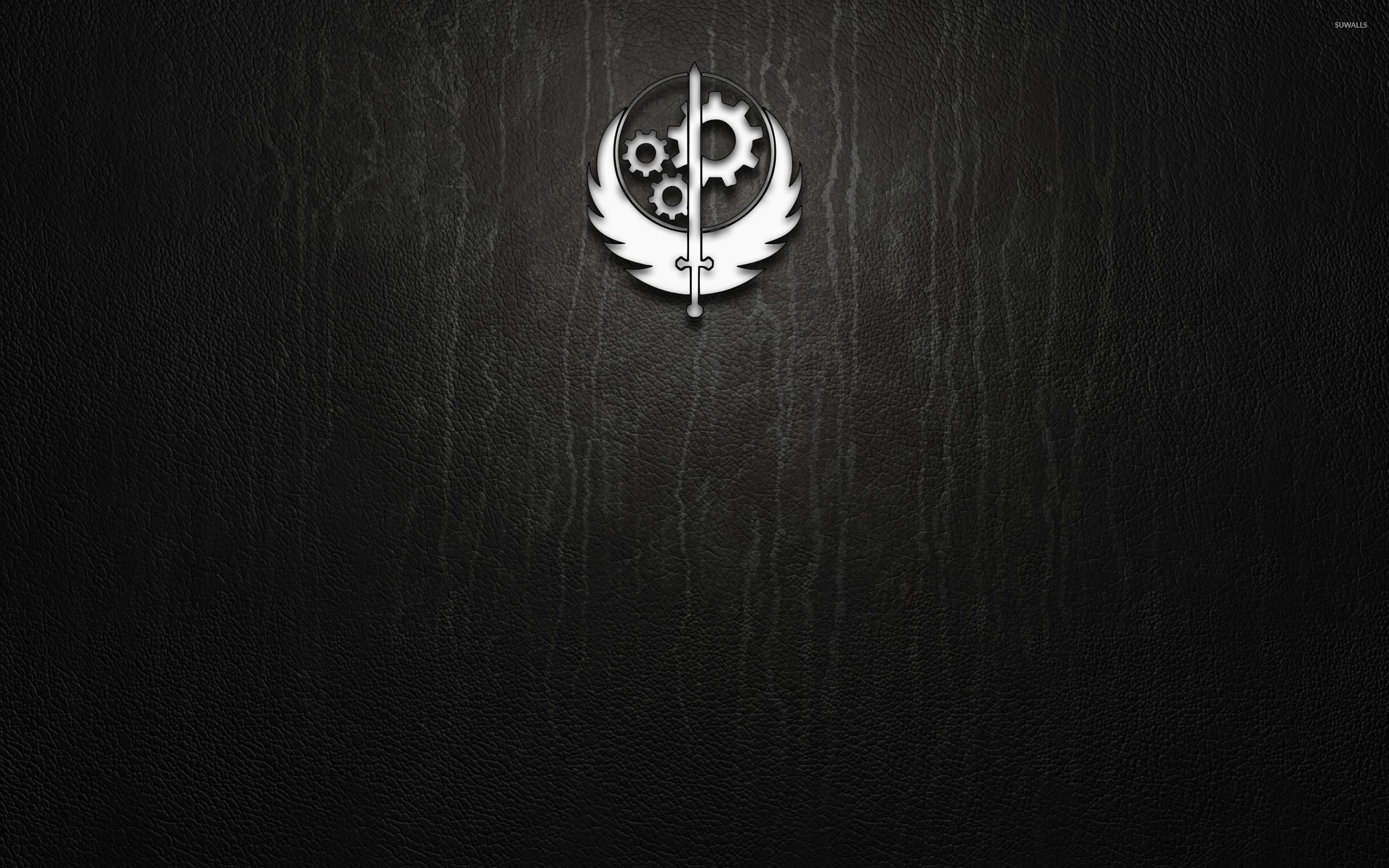 Fallout: Brotherhood of Steel wallpaper jpg
