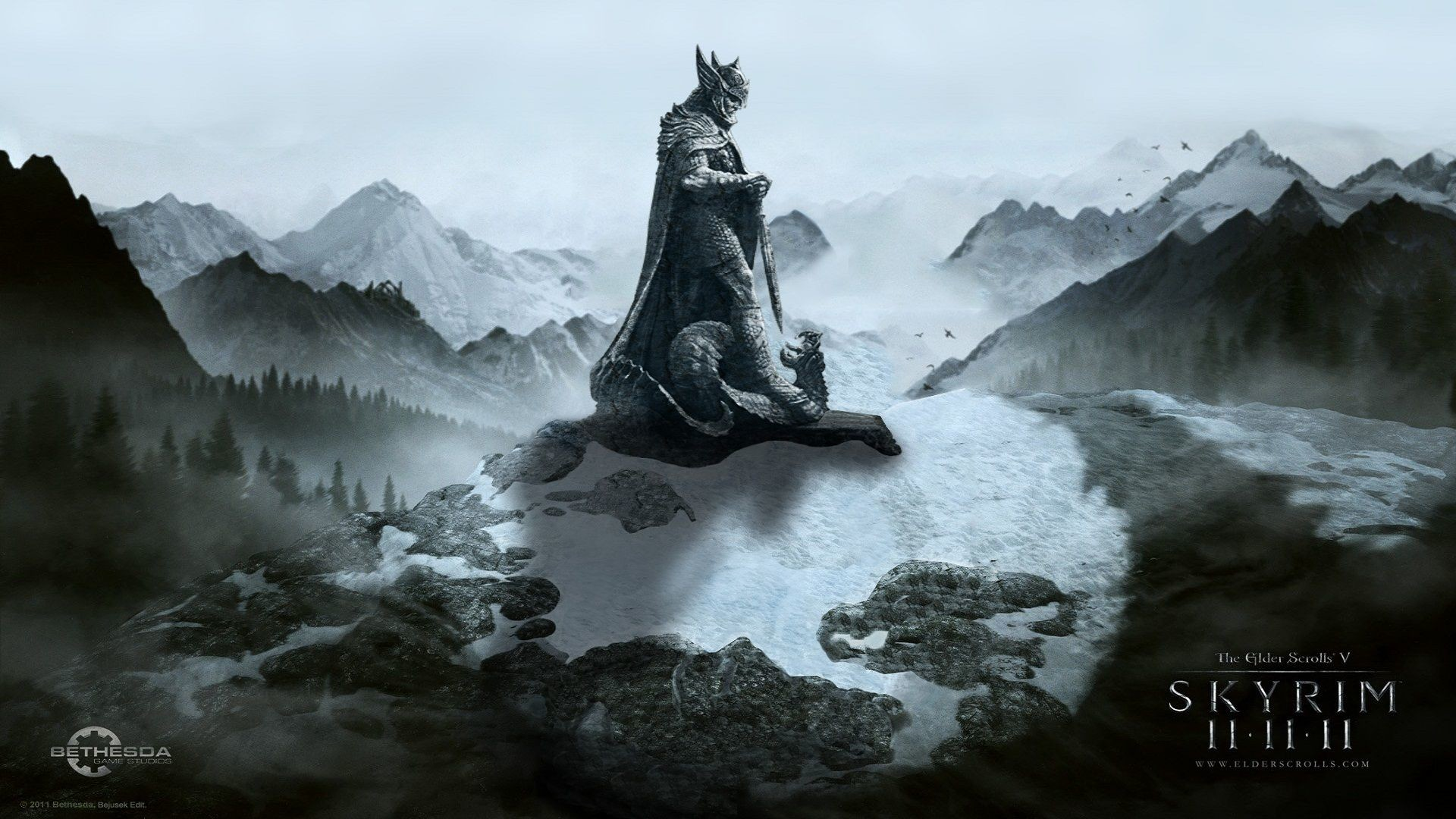 The Elder Scrolls V: Skyrim HD Wallpapers