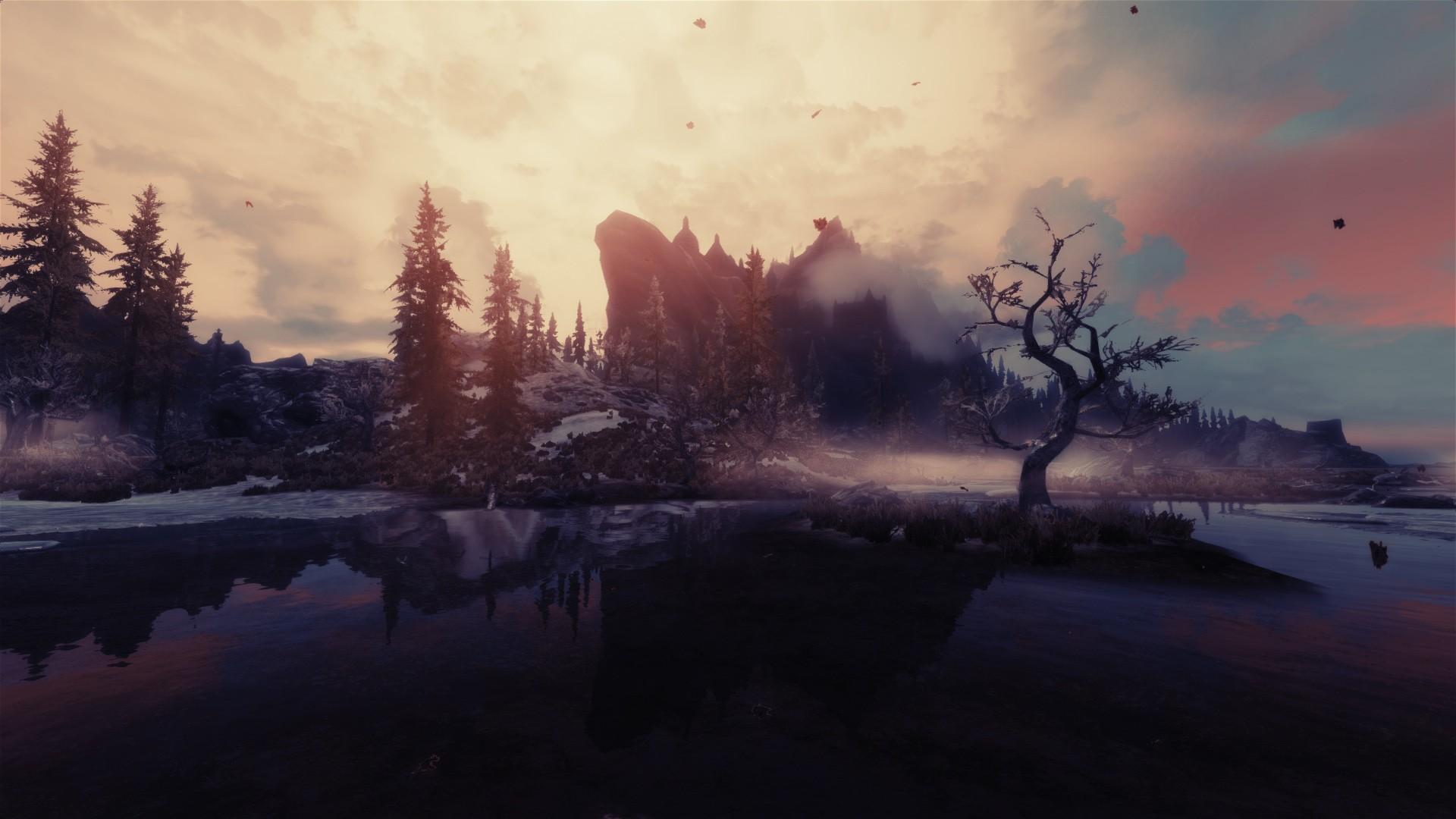 Video Game – The Elder Scrolls V: Skyrim Wallpaper