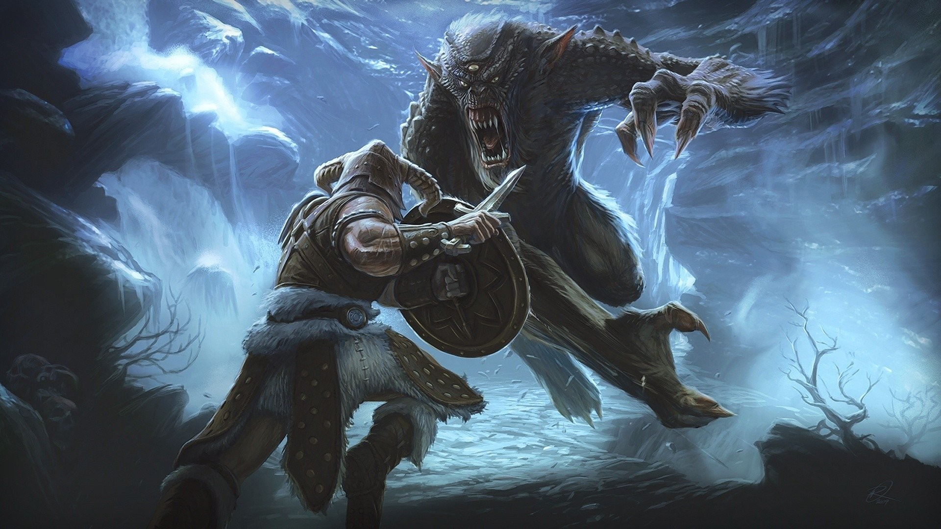 Video Game – The Elder Scrolls V: Skyrim Skyrim Elder Wallpaper