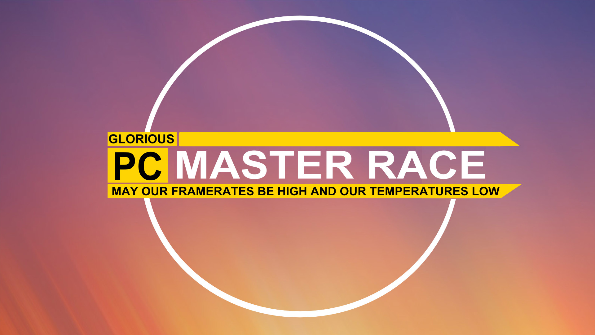 My PC master race wallpaper collection (Updated with 10 new images) :  pcmasterrace