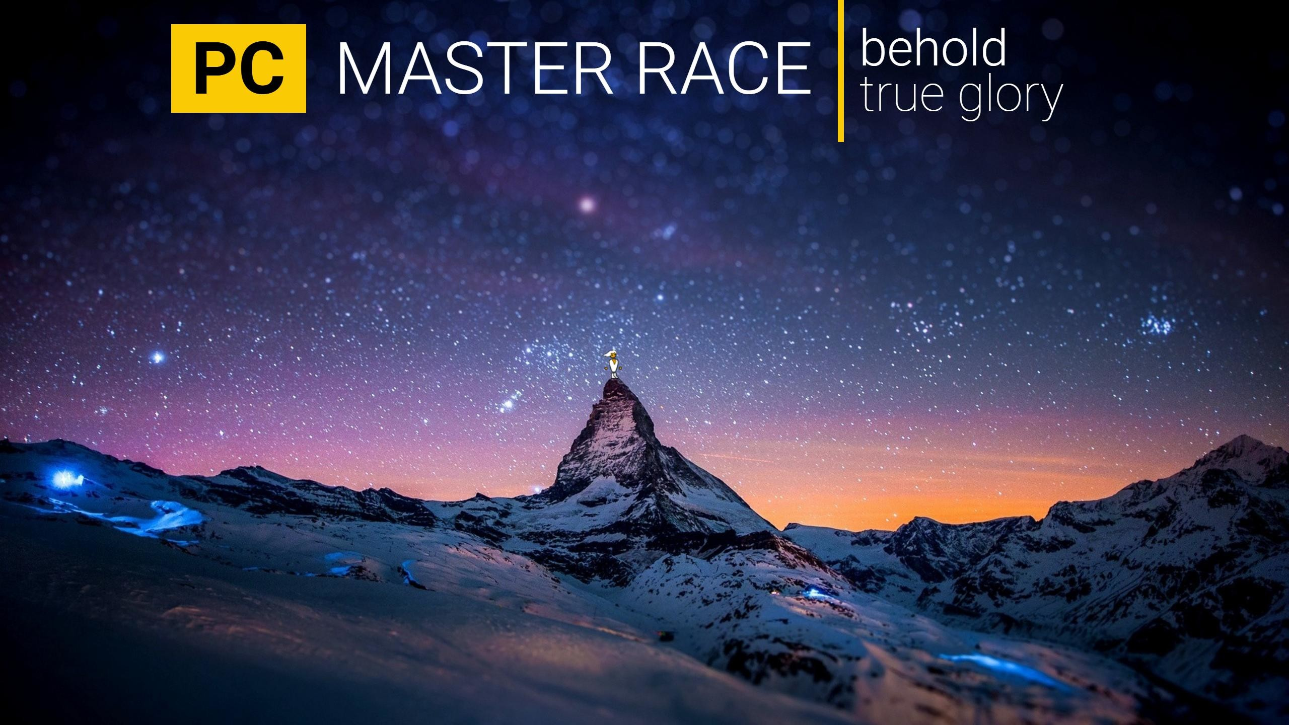 JustMasterRaceThingsGlorious PC Master Race 1440p Wallpaper …