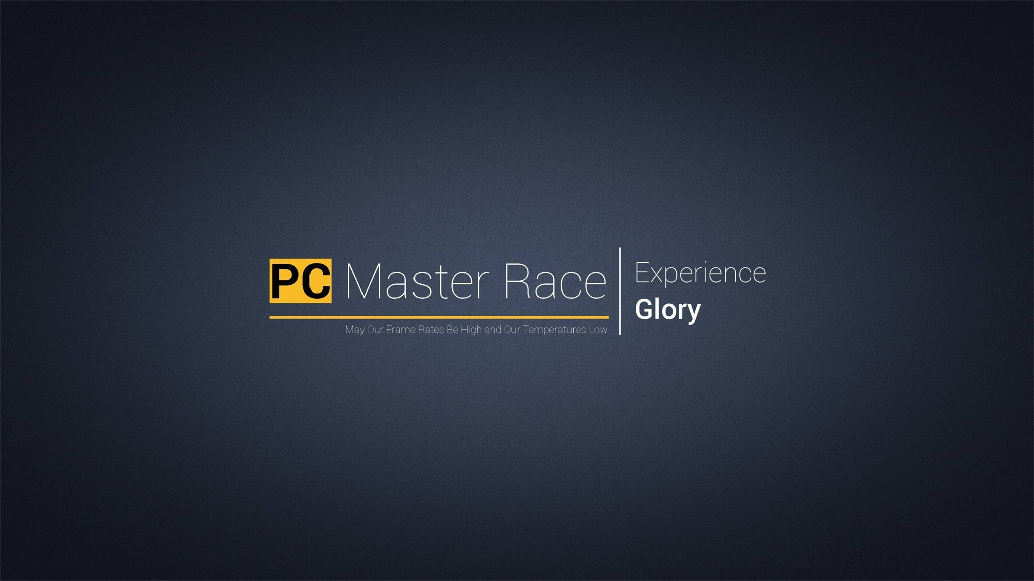 PC Master Race Wallpaper Collection