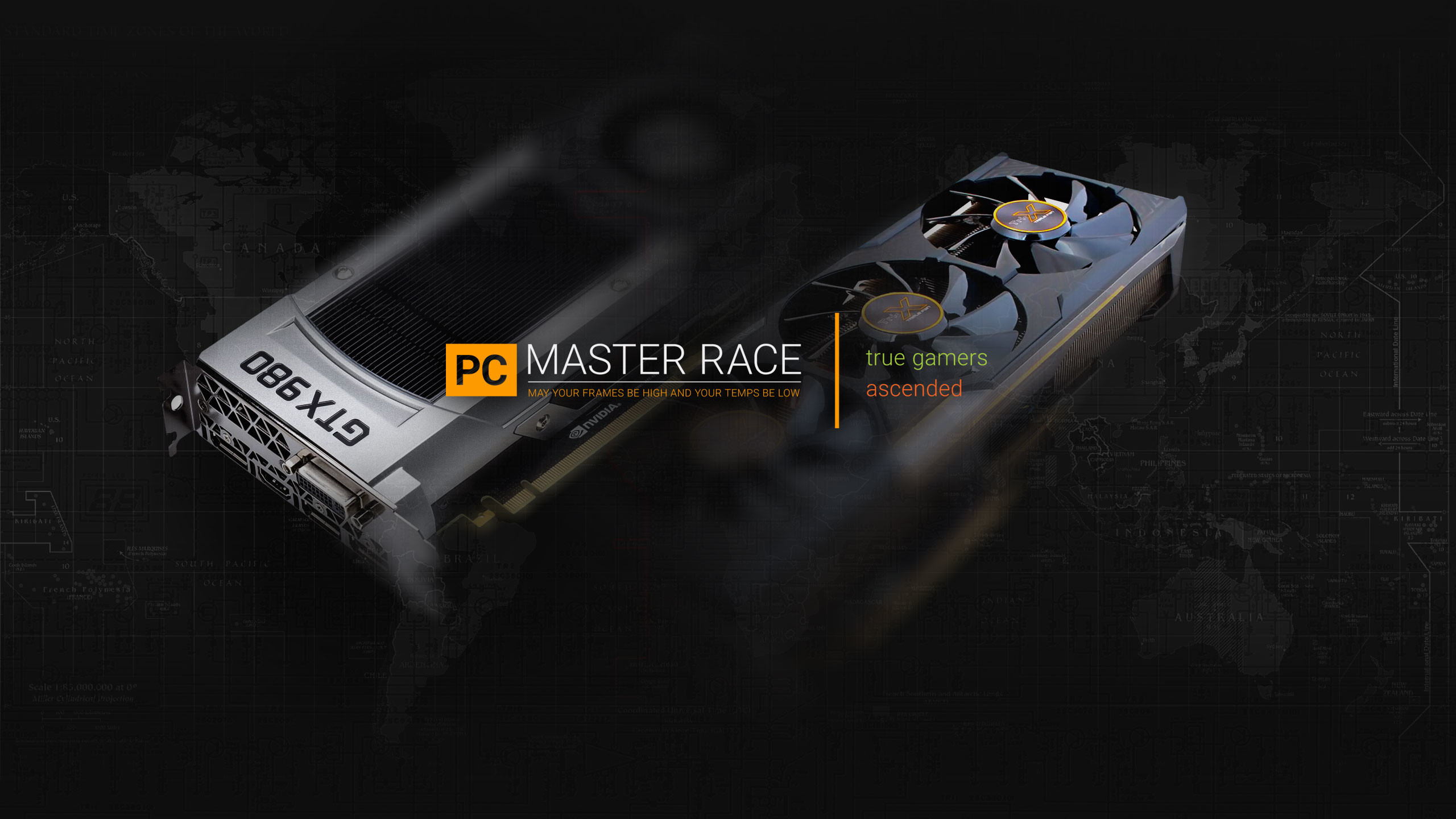 JustMasterRaceThingsPCMR Nvidia And AMD Wallpaper …