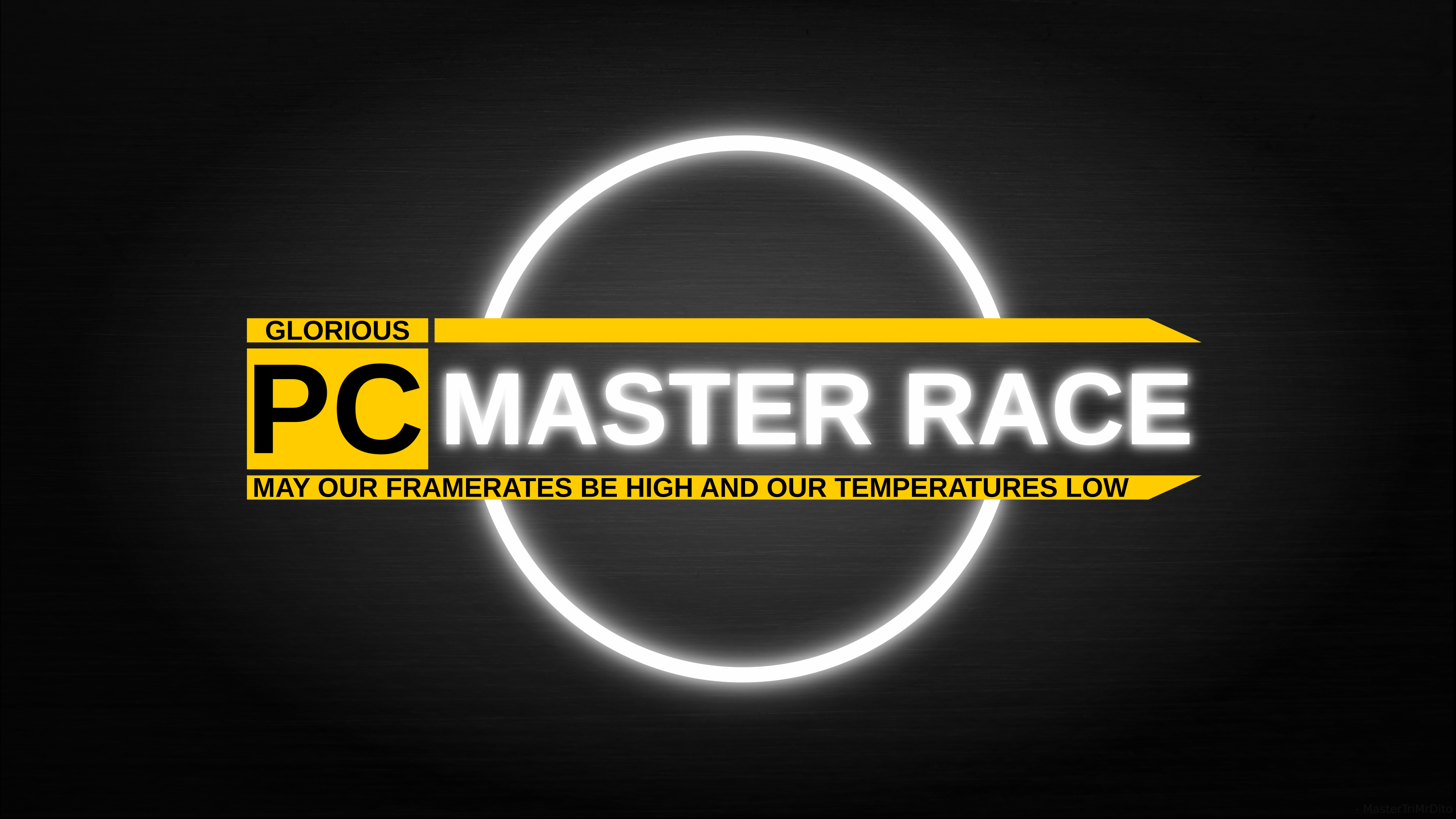 PC Master Race wallpapers (fixed)