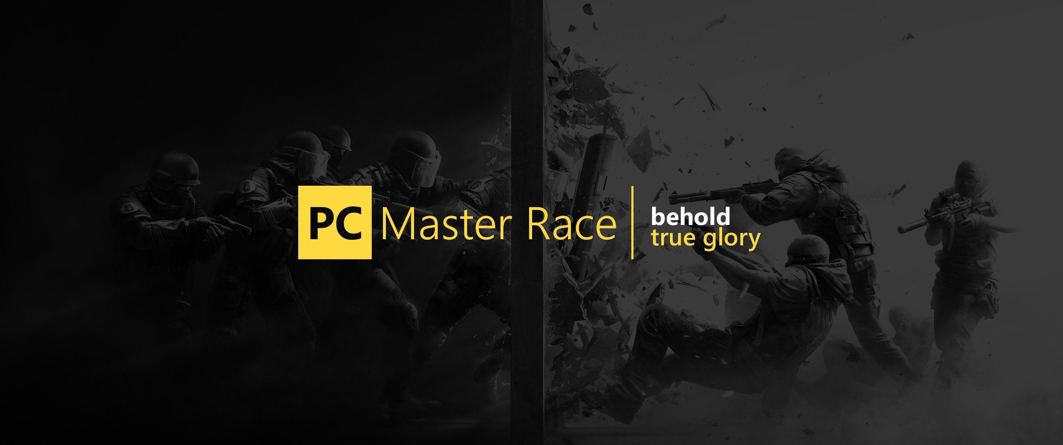 General PC gaming PC Master Race Rainbow Six: Siege