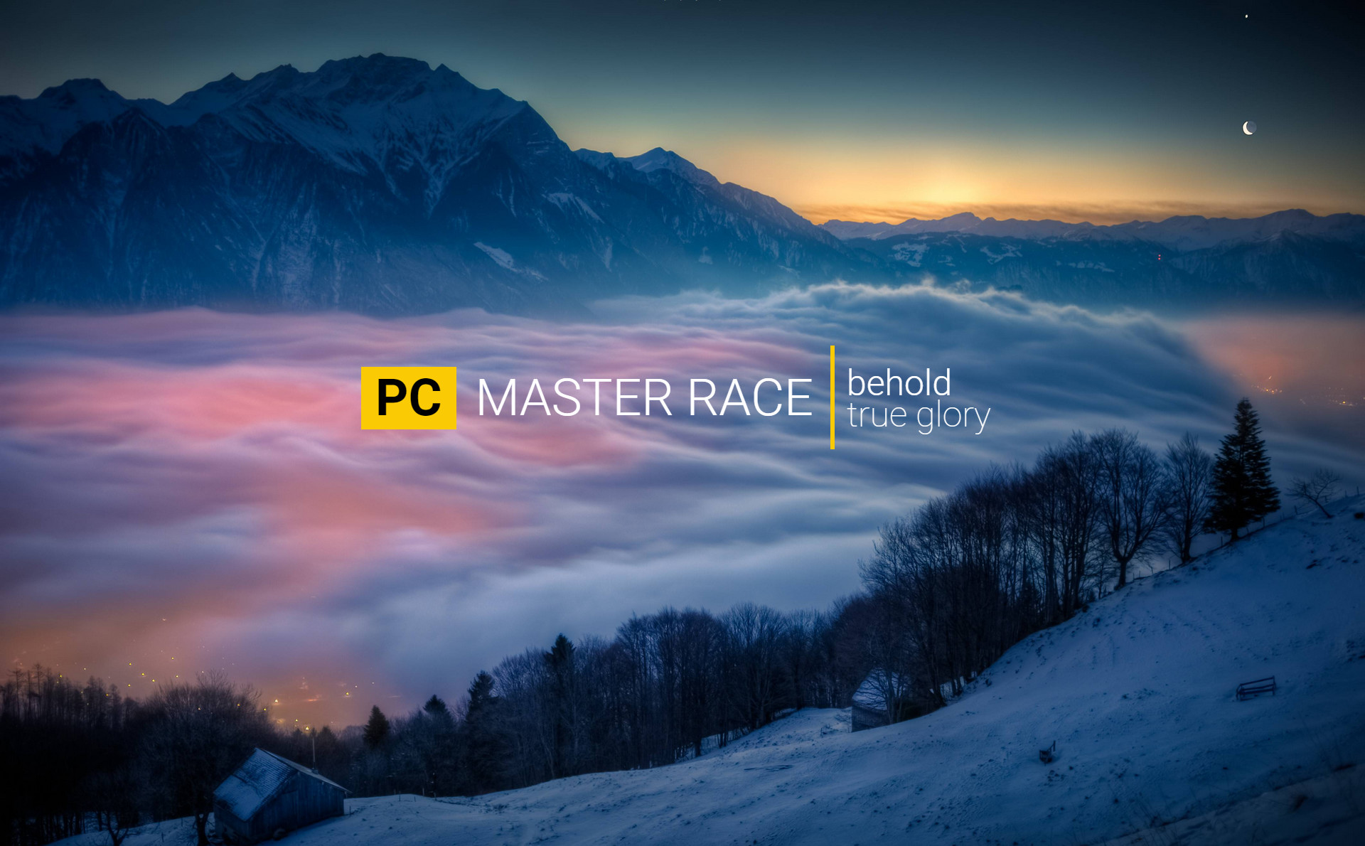PCMR 1080p Wallpapers