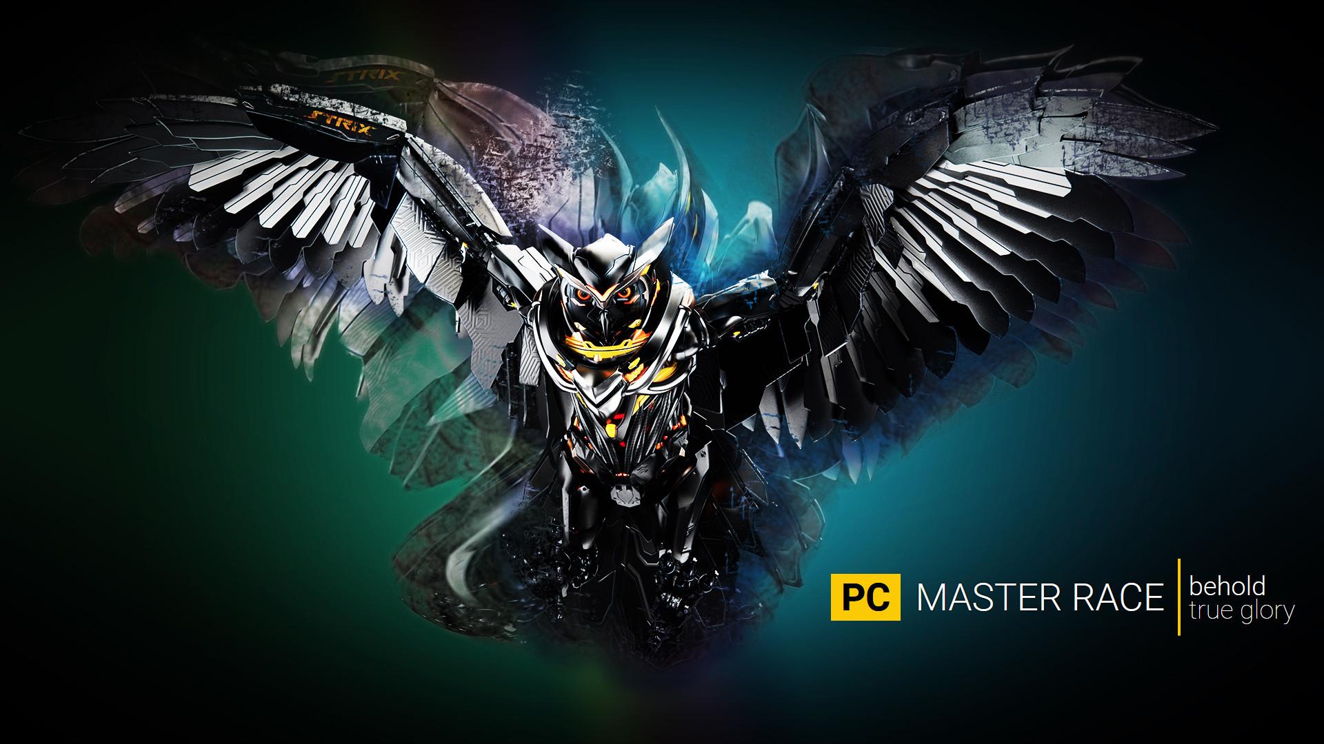 ASUS STRIX wallpaper (PC Master Race)
