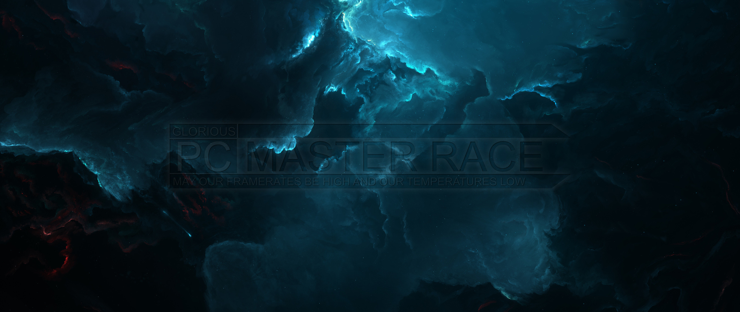 … PC Master Race ultrawide wallpaper by Nidrax
