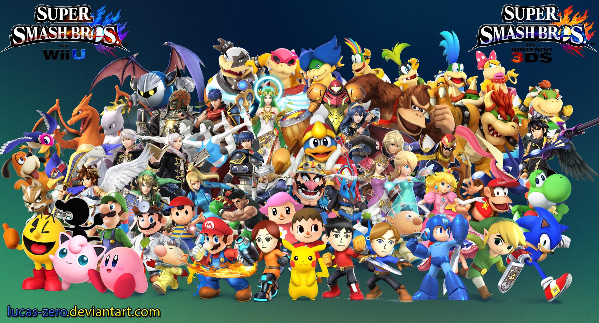 Hd Wallpapers Super Smash Bros 1600 X 1200 609 Kb Jpeg | HD Wallpapers .