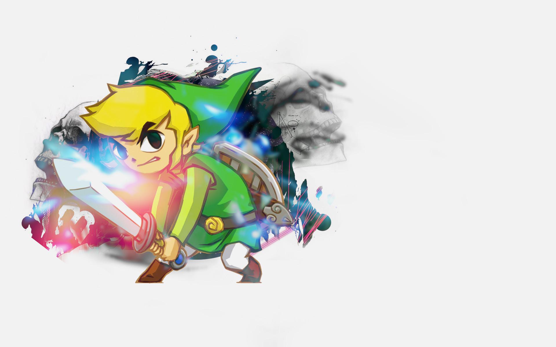 Of Zelda Nintendo Studio Game Toon Link Character 604890 1920×1200 .