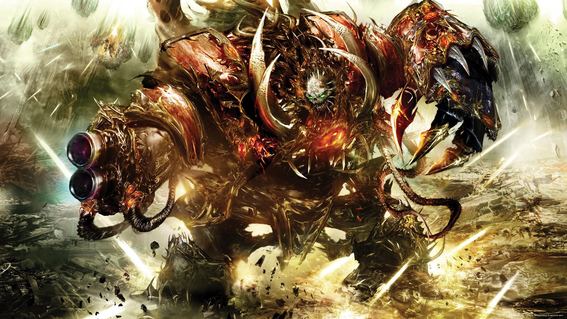 Computerspiele – Warhammer 40K Wallpaper