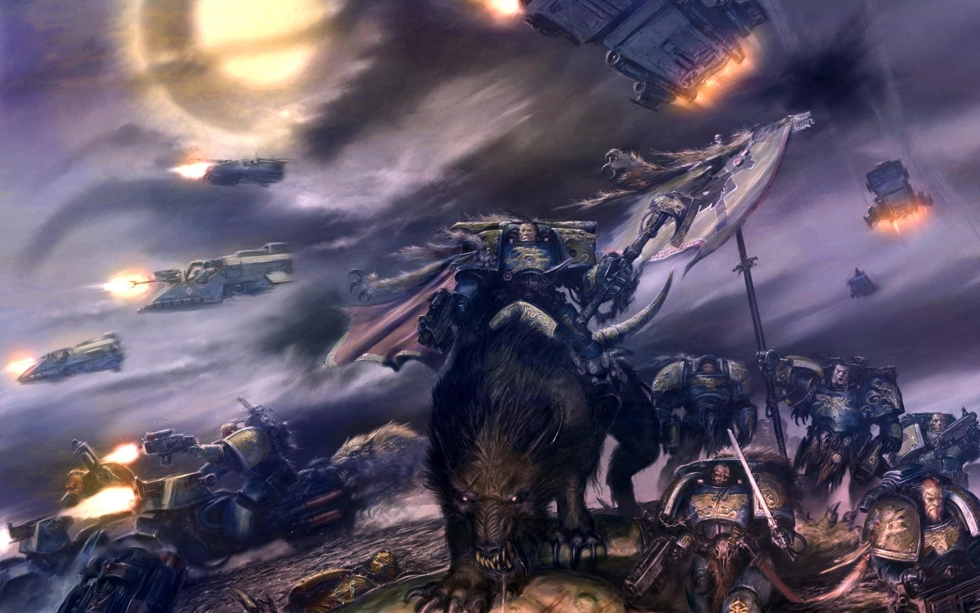 60 Warhammer 40k Hd