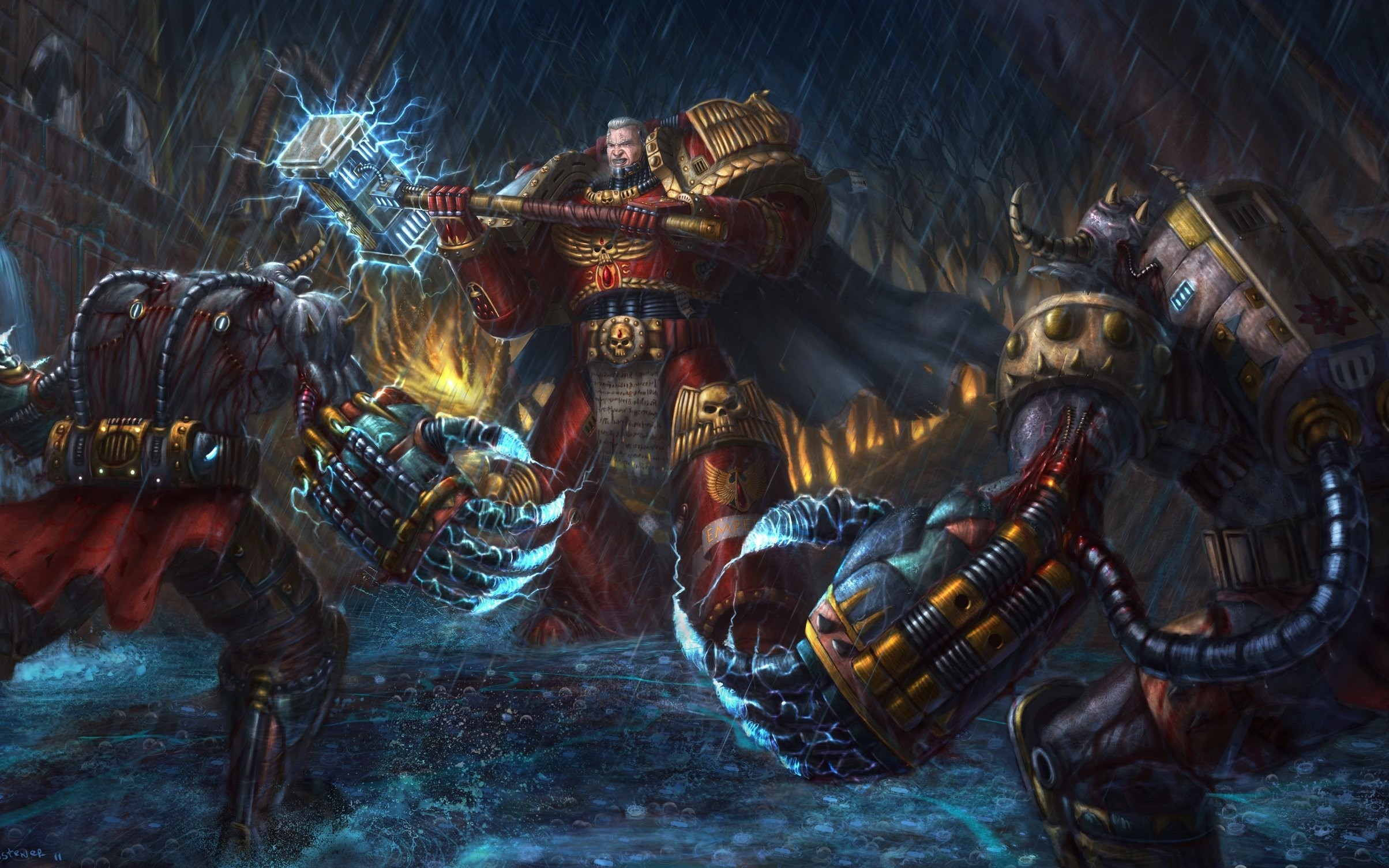 Warhammer 40K · Warhammer Wallpaper