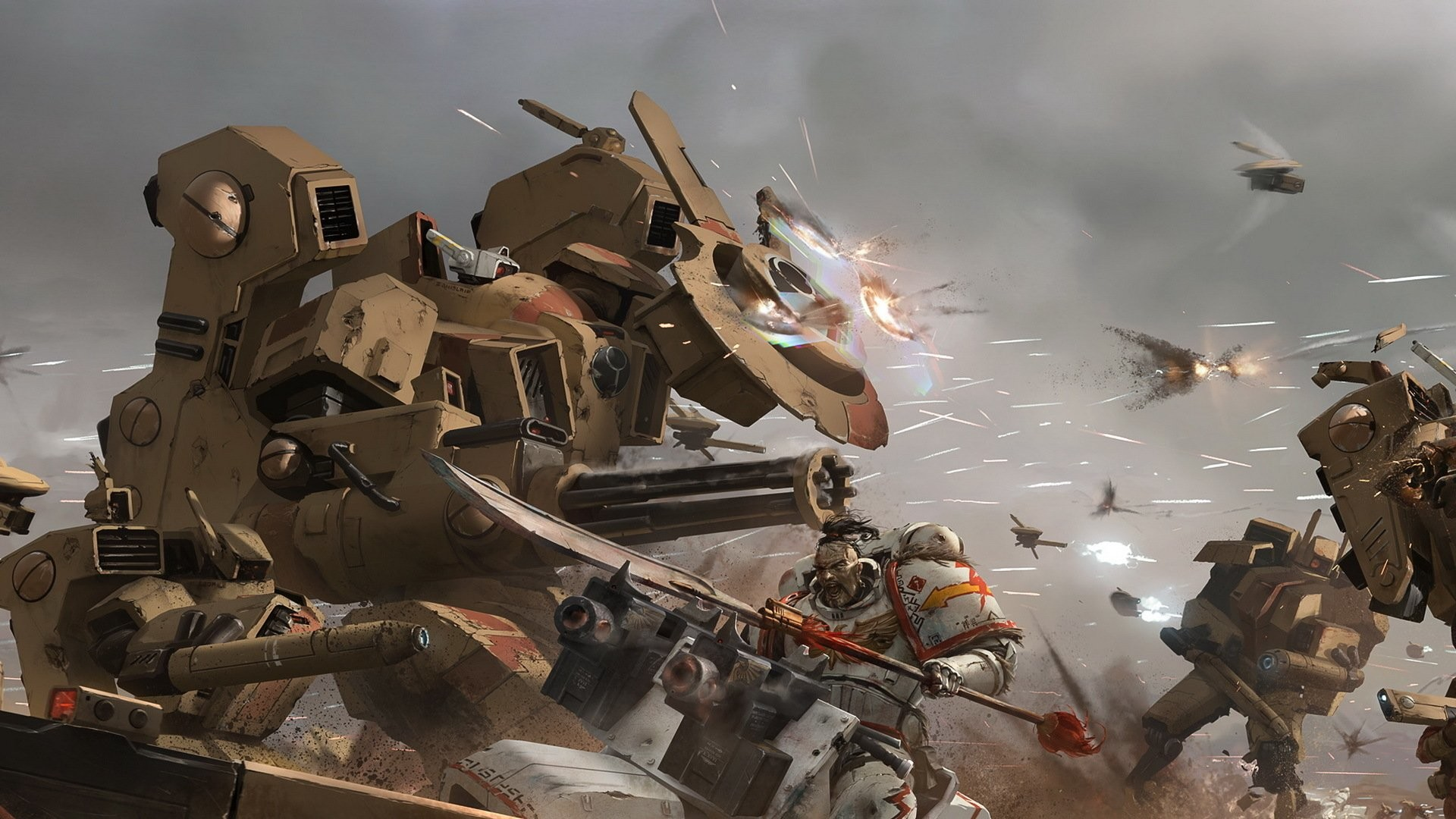 Space Marine Warhammer 40k · HD Wallpaper | Background ID:747186