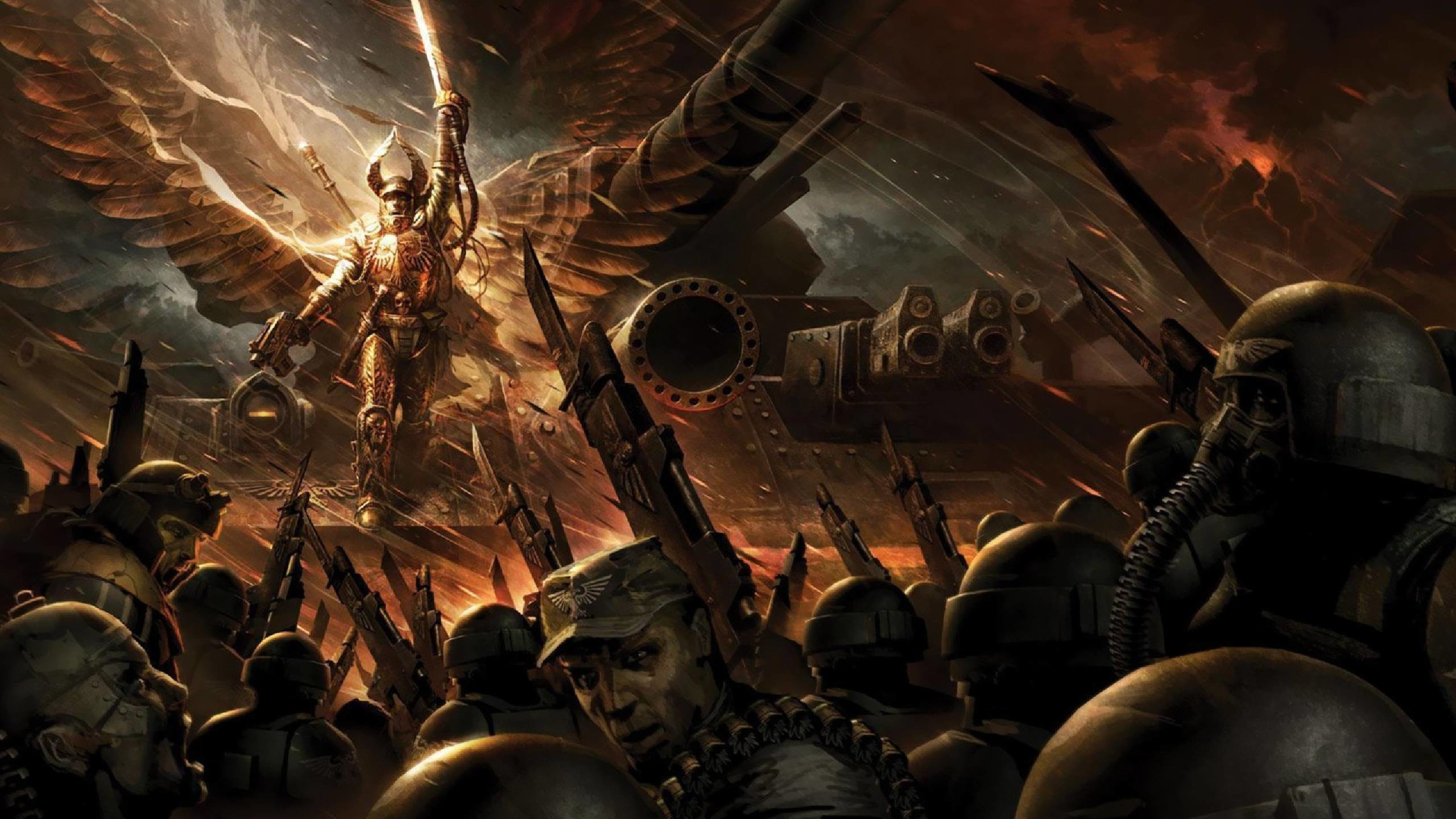 608 Warhammer Wallpapers | Warhammer Backgrounds Page 5