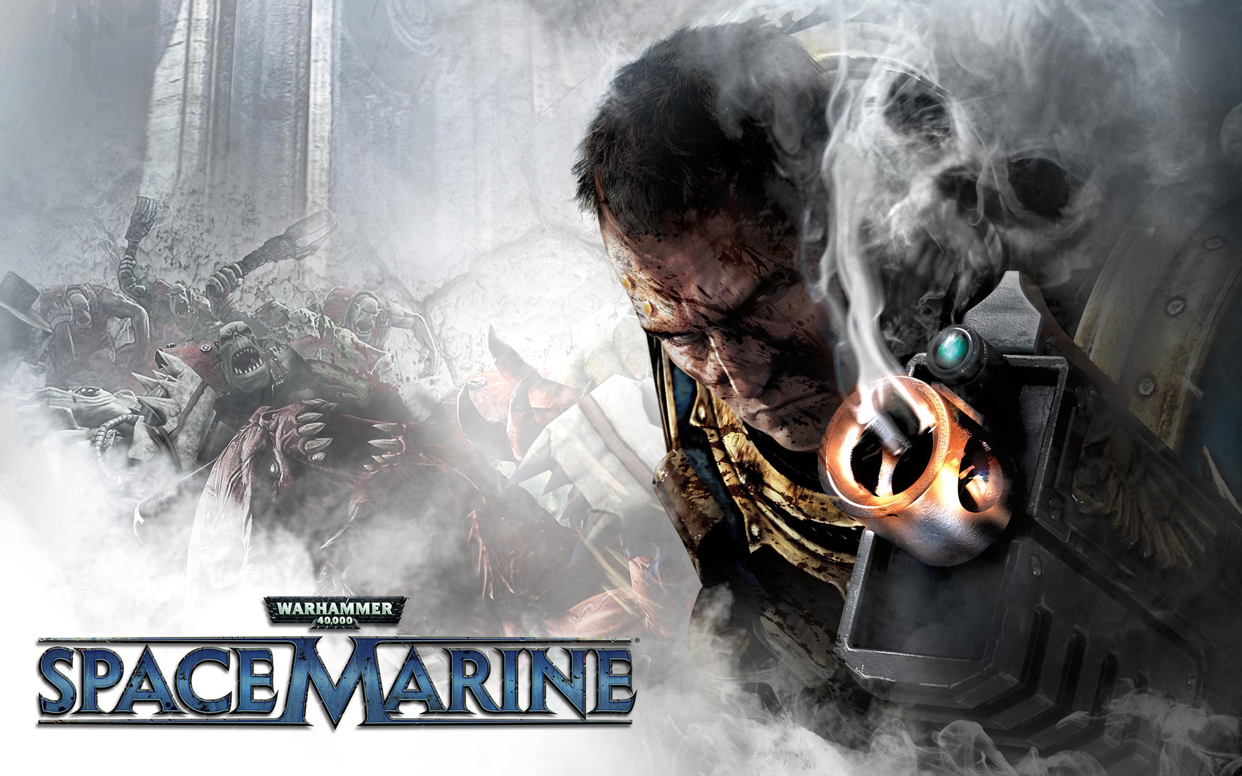 Warhammer Space Marine Game