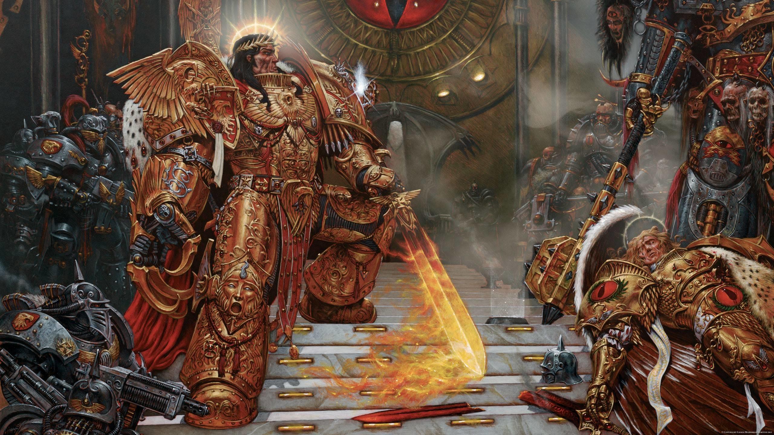 Download Free Warhammer Dawn of War