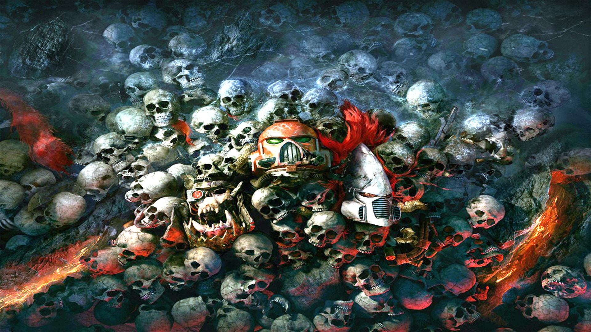 Warhammer 40,000: Dawn of War III 4K Wallpaper …