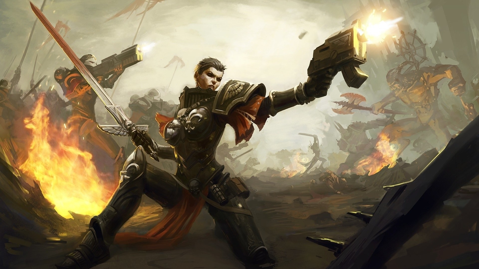 Video Game – Warhammer 40K Wallpaper