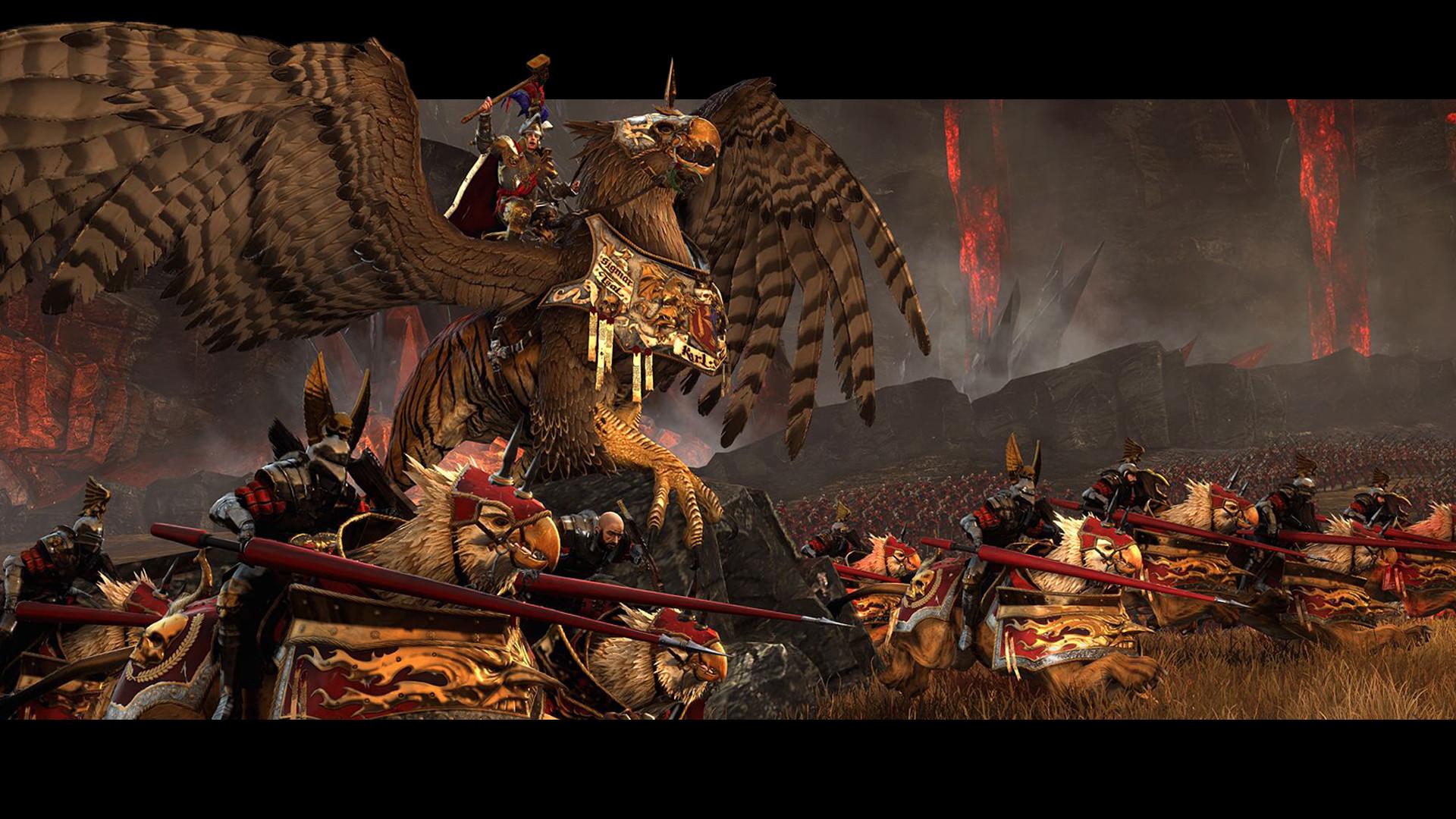 Total War: Warhammer Wallpapers hd Total War: Warhammer Backgrounds