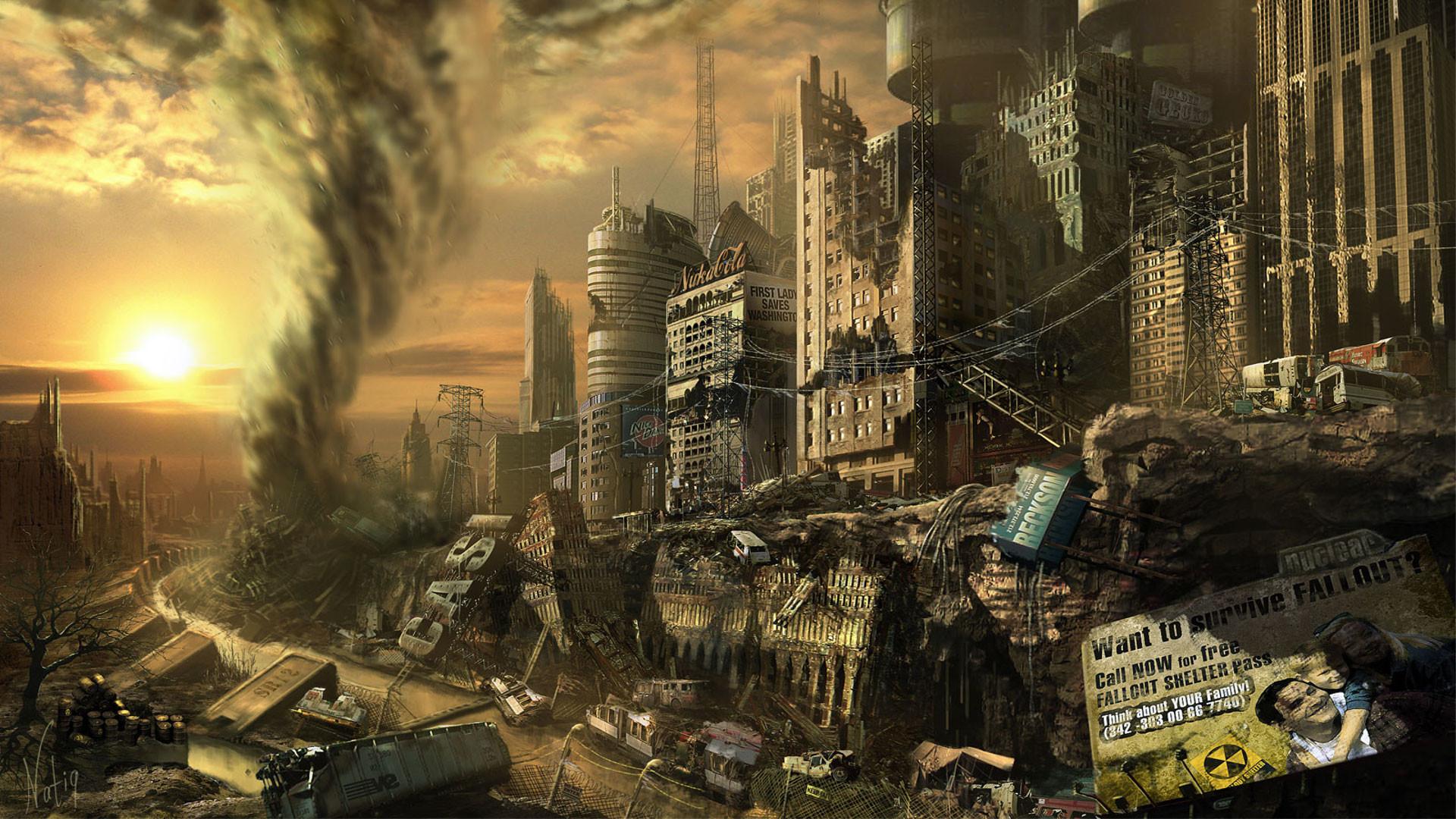 Fallout Hd Wallpaper Fallout, Hd