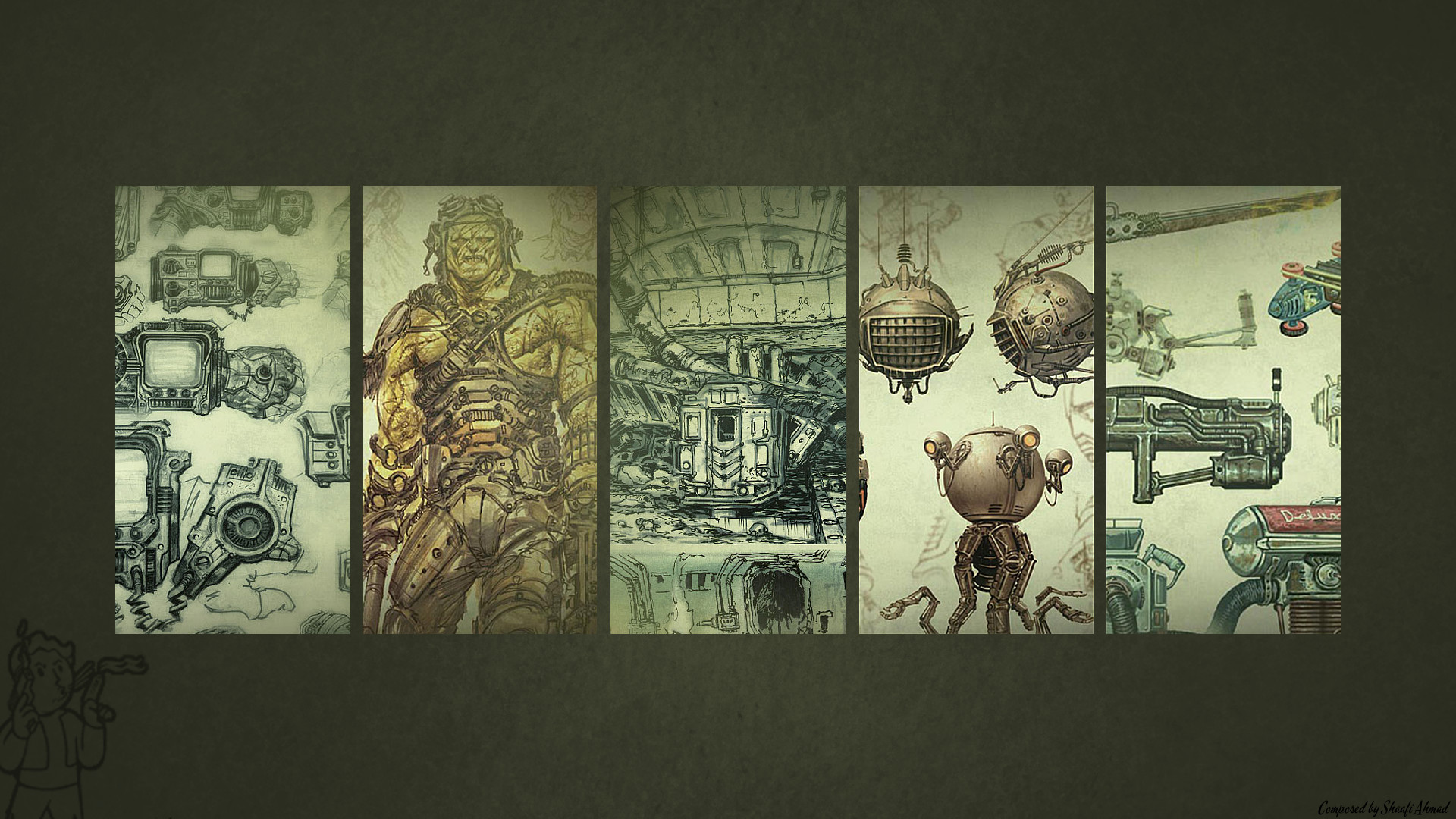 Fallout Wallpapers