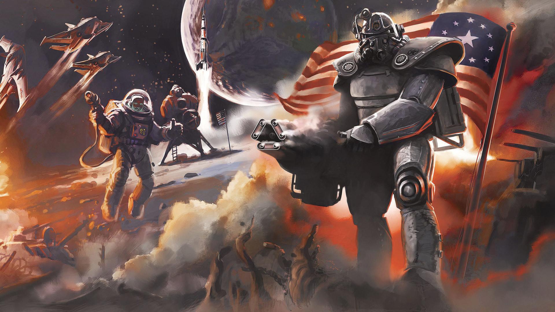 Fallout 4 Wallpaper in 1920×1080