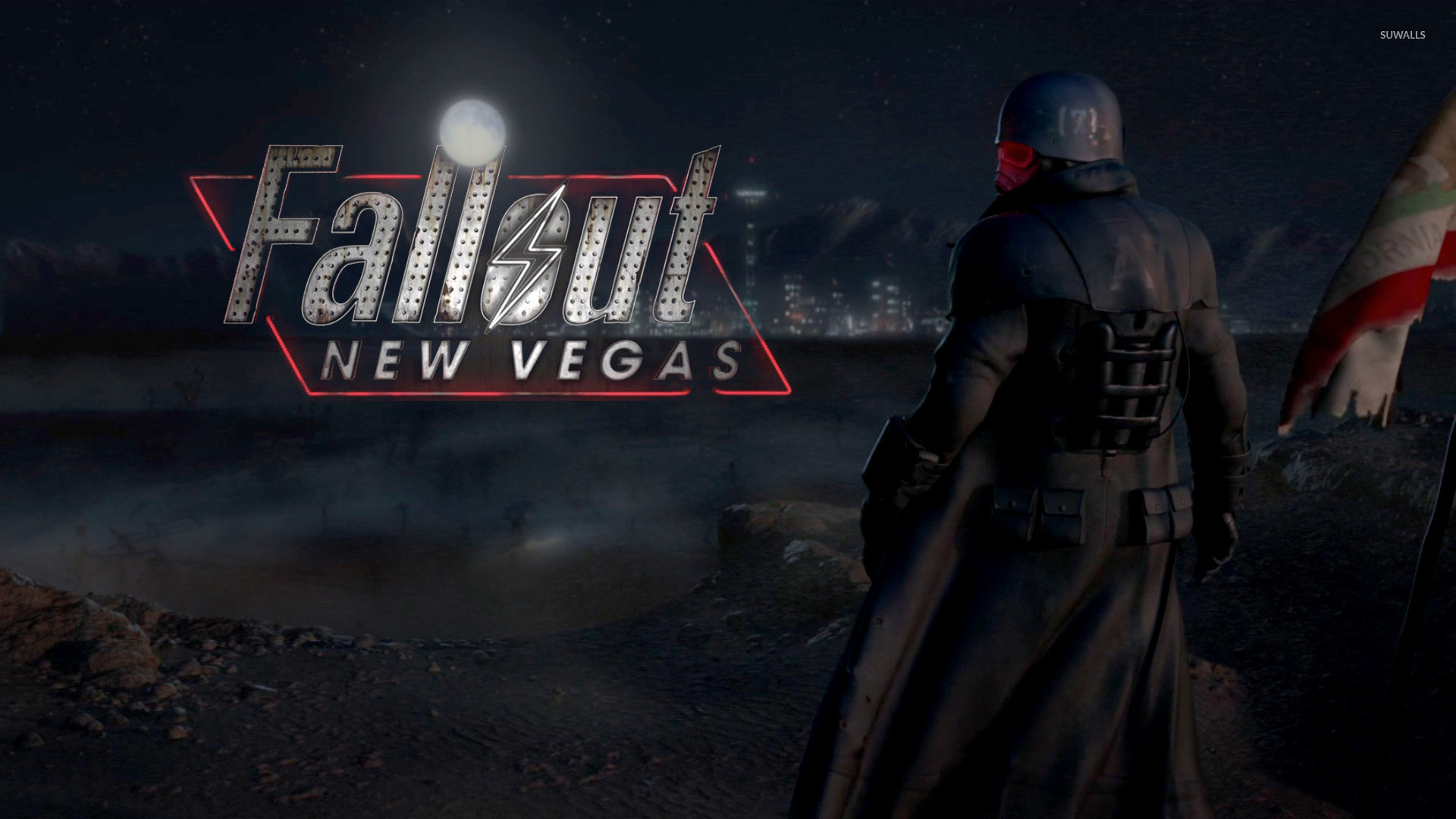 Fallout: New Vegas [3] wallpaper
