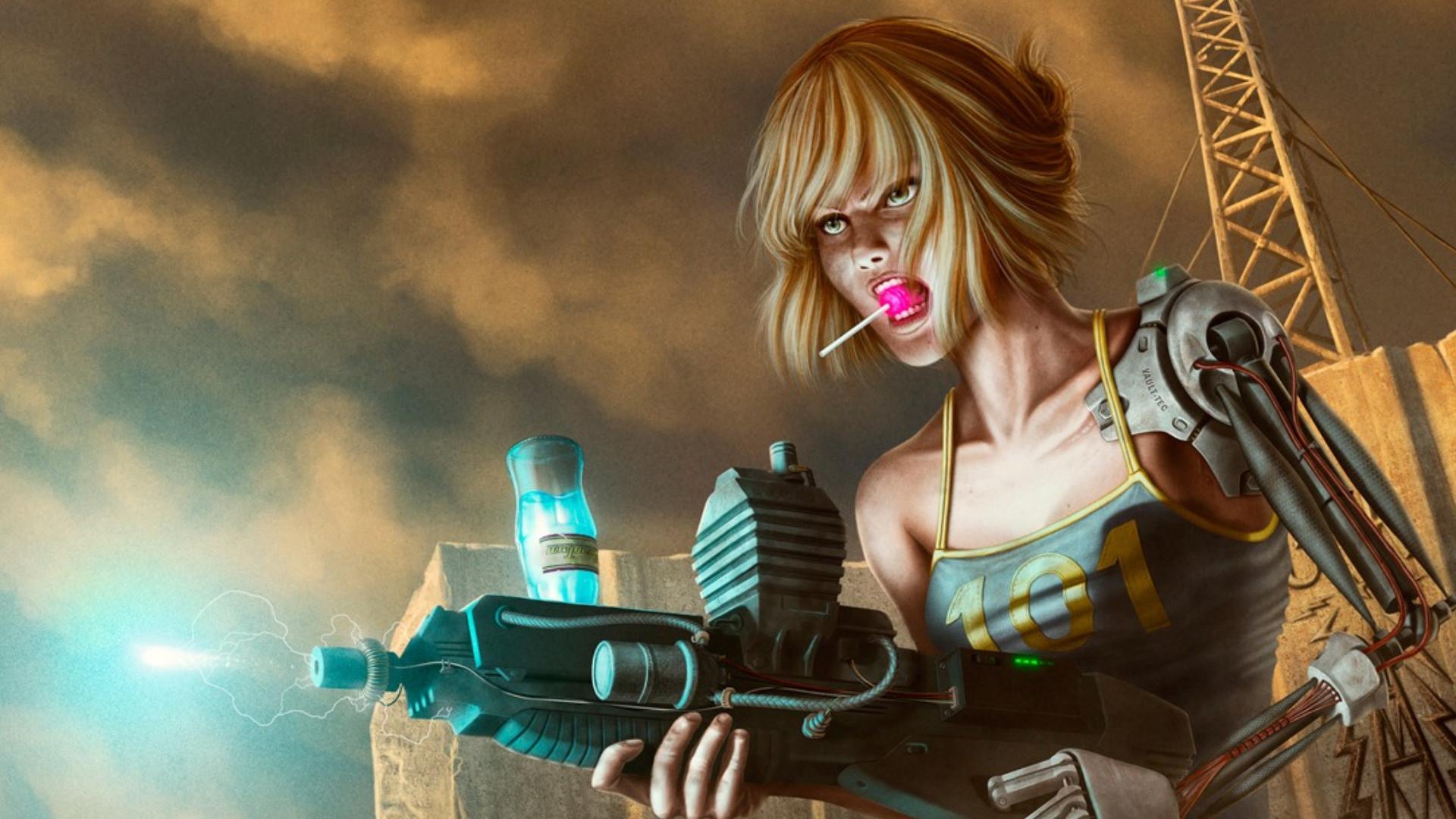 Fondos de Pantalla de Fallout – VAULT-13