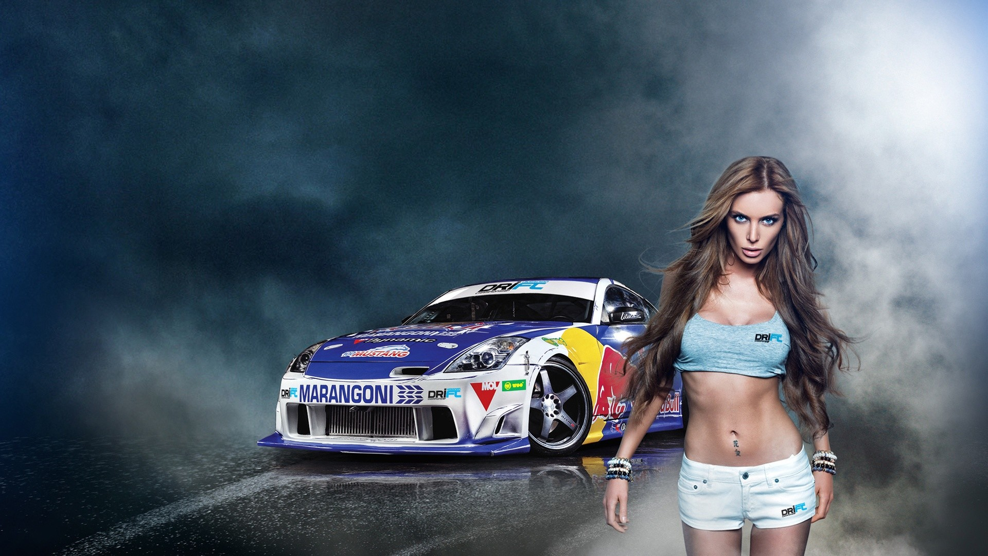 Sexy Cars and Girls Wallpaper and Pictures (11)