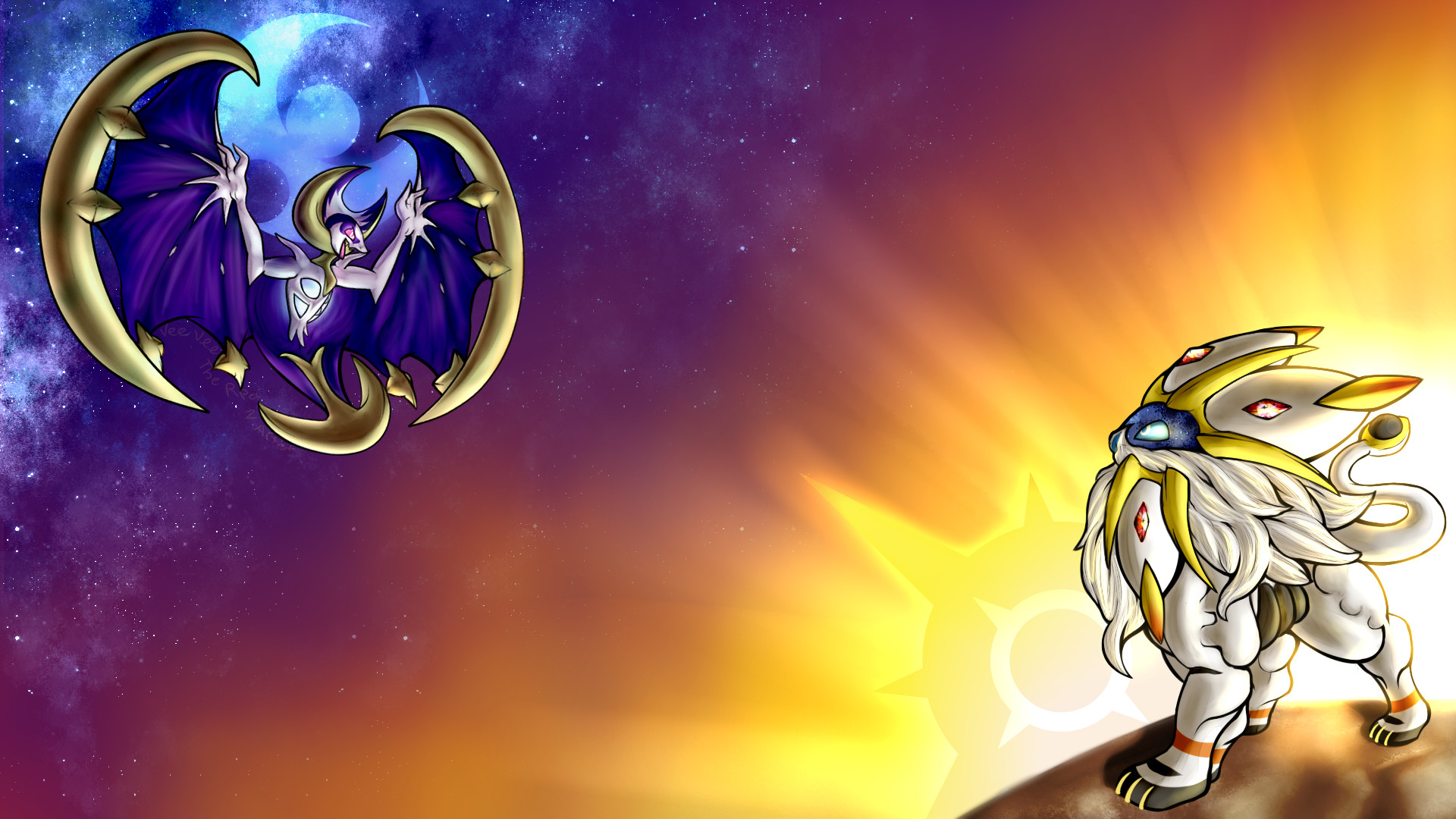 … Pokémon Sun And Moon Solgaleo · HD Wallpaper | Background ID:715872