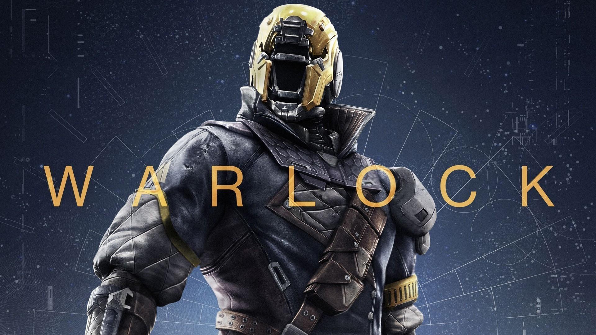 Warlock in Destiny