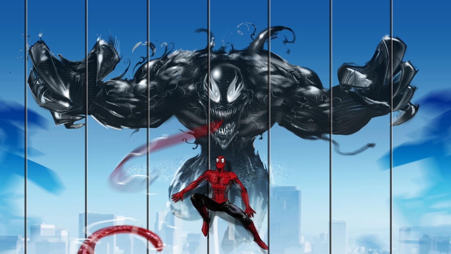 Spiderman Vs Venom Marvel
