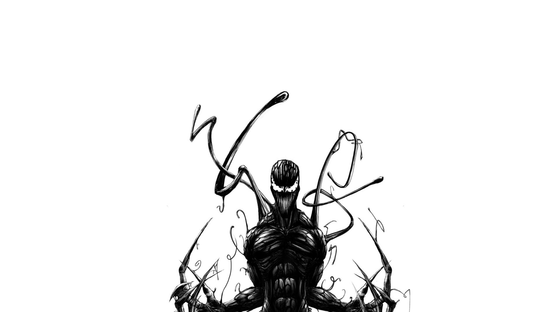 Symbiote Spider Man Wallpaper – WallpaperSafari