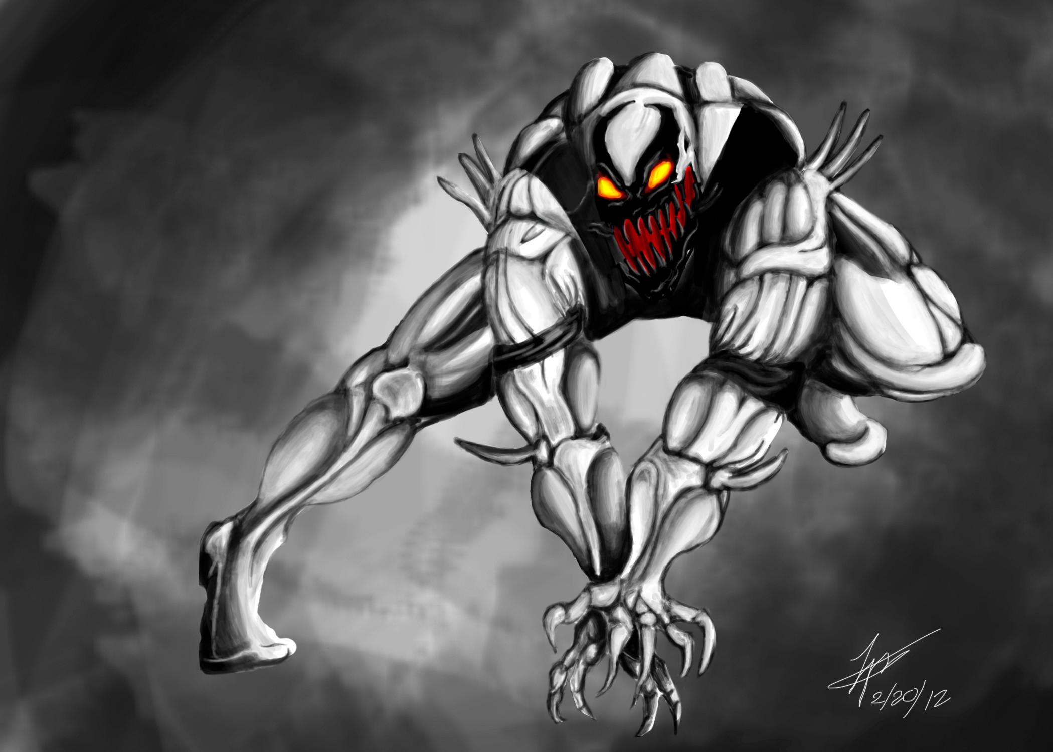 Agent Venom Wallpaper Photo