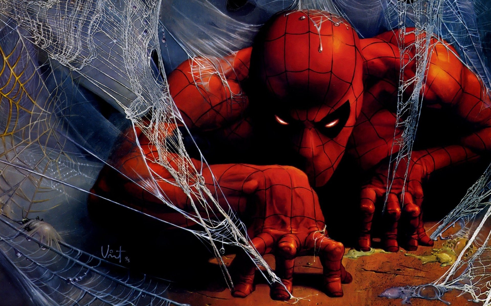 Spiderman Web 848940