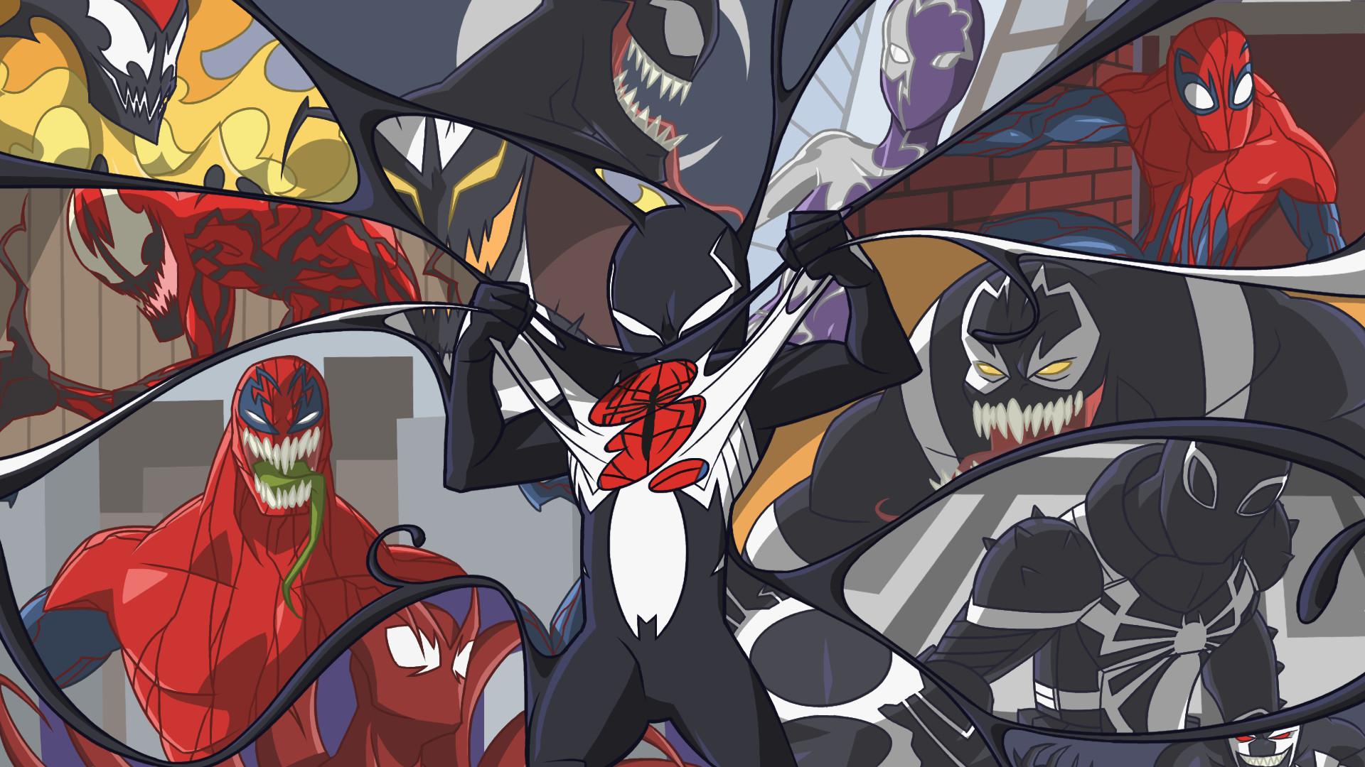 Comics – Venom Wallpaper