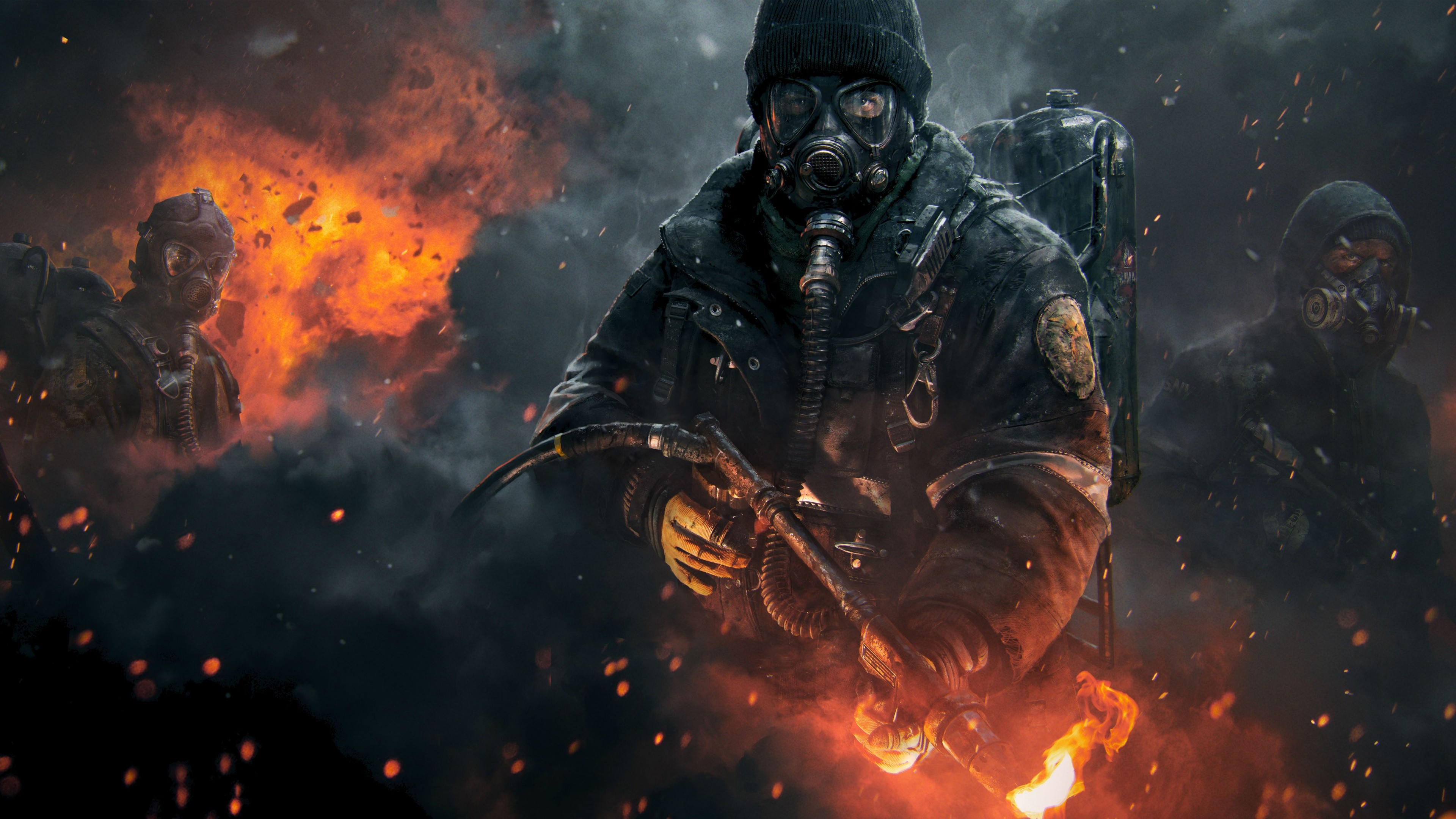 Tom Clancy's The Division Wallpapers   HD Wallpapers